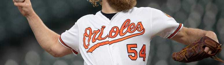 Cashner's production gives Orioles added trade value