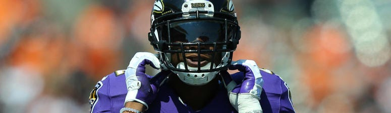 Jimmy Smith returns to the practice field