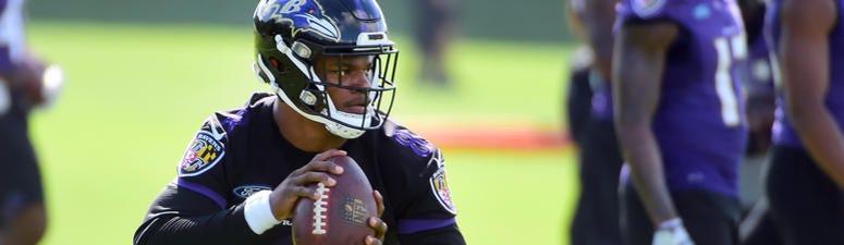 Lamar Jackson (illness) returned to practice Friday