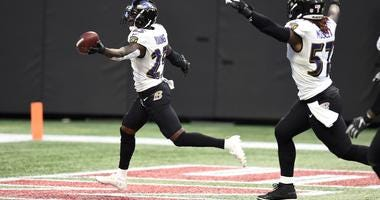 Ravens, Tavon Young Weighing Options Following Injury