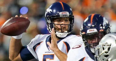 Flacco falters for new team Broncos
