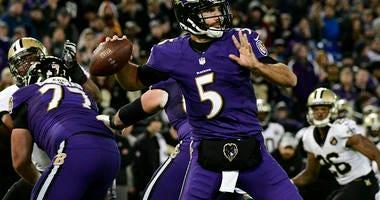 NFL: New Orleans Saints at Baltimore Ravens