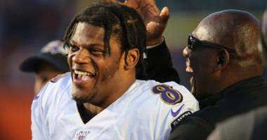 Jackson, Ravens are winning and having fun
