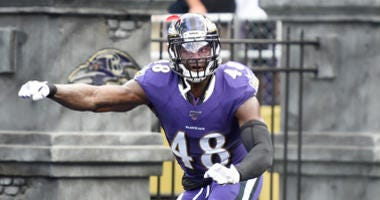 Ravens LB Patrick Onwuasor is here to stay