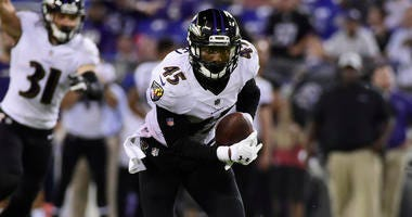 Ravens Sign Three Players to Roster