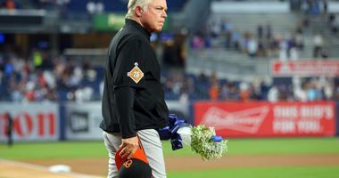 Buck Showalter Orioles MLB