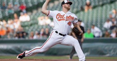 Orioles lose 11-4 against Yankees Tuesday night