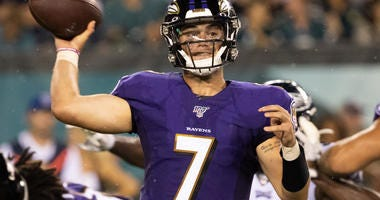 Trace McSorley Shines, Leads Ravens to 16th Straight Preseason Win