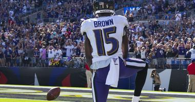 Ravens Grind Out 23-17 Win Against Cardinals