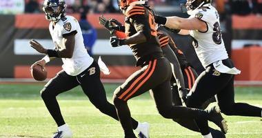 Lamar Jackson, Ravens
