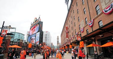 Alex's Alternatives To O's FanFest