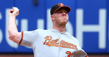 Orioles trade pitcher Dylan Bundy to Angels