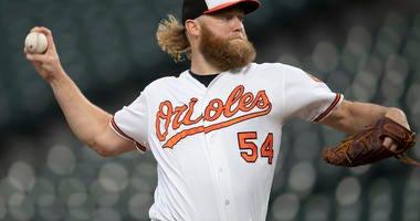 Cashner's production gives Orioles added trade value
