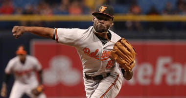 O's reliever Miguel Castro robbed at gunpoint