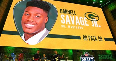 Maryland Darnell Savage Jr. Drafted 21st Overall