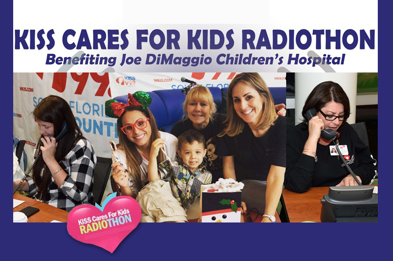 Kiss Cares Radiothon