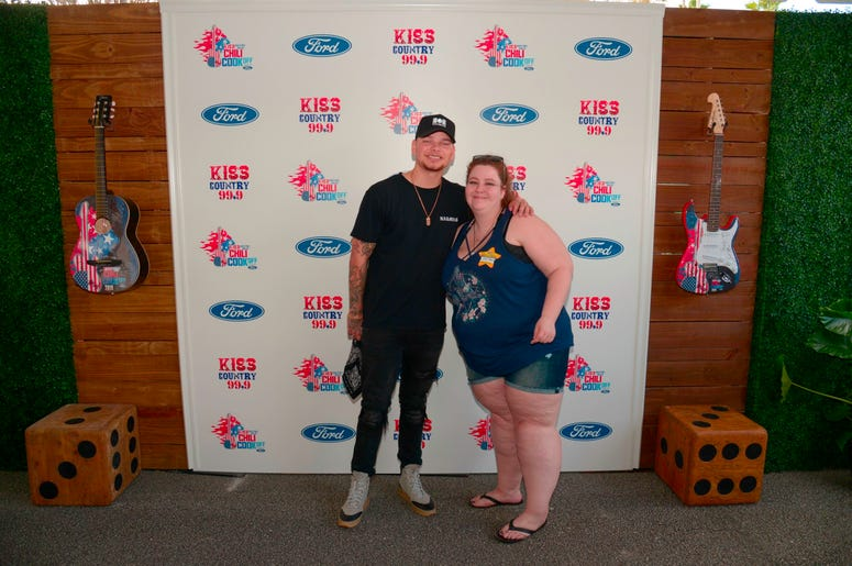 Meet And Great With Kane Brown Wkis