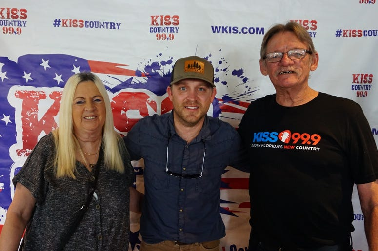 Photos Justin Moore Listening Party Wkis