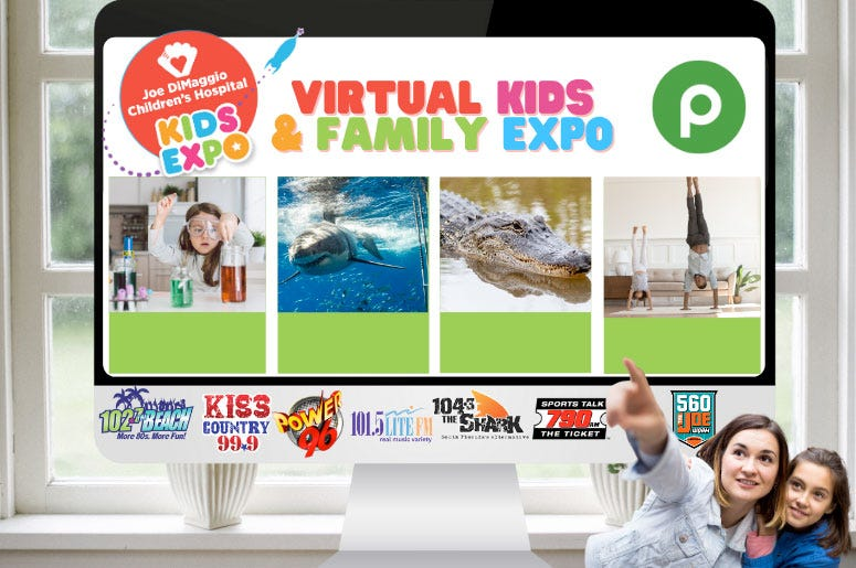 Final Kids Expo Graphic
