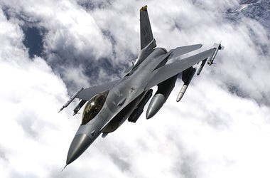 USAF F16