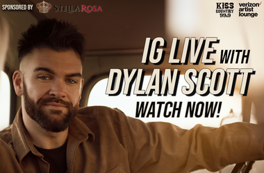 Dylan Scott IG Live watch now
