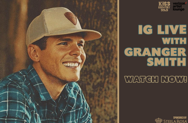 Granger Smith IG Live watch now