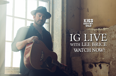 Lee Brice - watch now