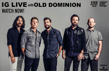 old dominion ig live