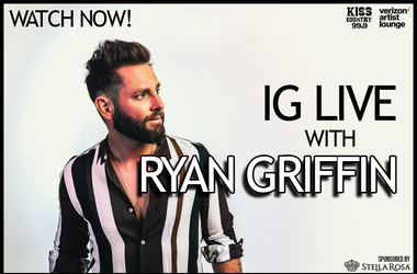 Ryan Griffin IG Live watch now