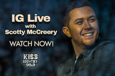 Scotty McCreery - WATCH NOW