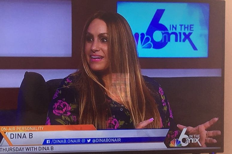 The New Installment Of Tune Talk With Dina B On Nbc 6 In The Mix