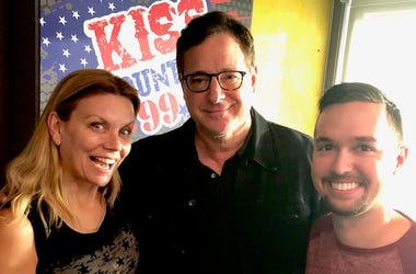 Bob Saget Talks To TC And June (Listen)