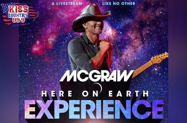 Tim McGraw Livestream