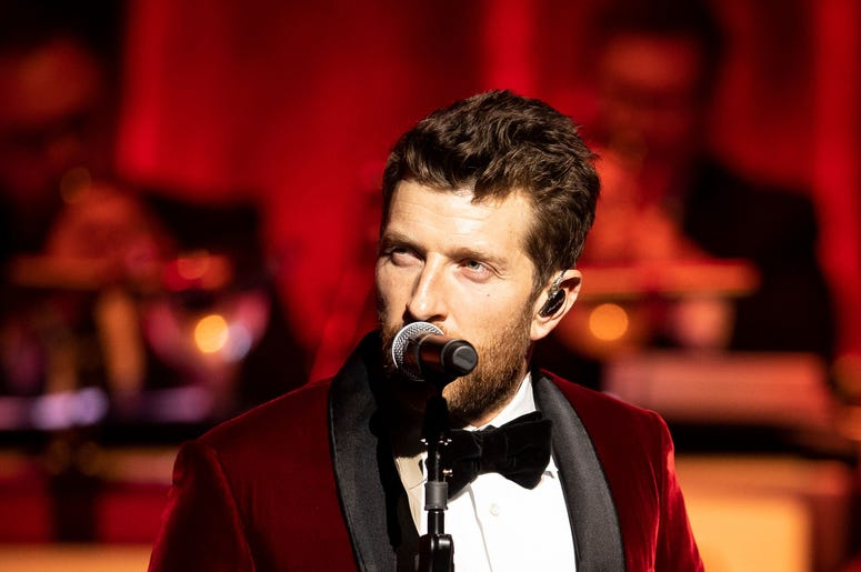 Brett Eldredge Christmas