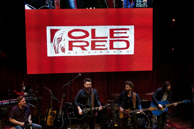 Blake Shelton's Ole Red Eatery Coming To Orlando