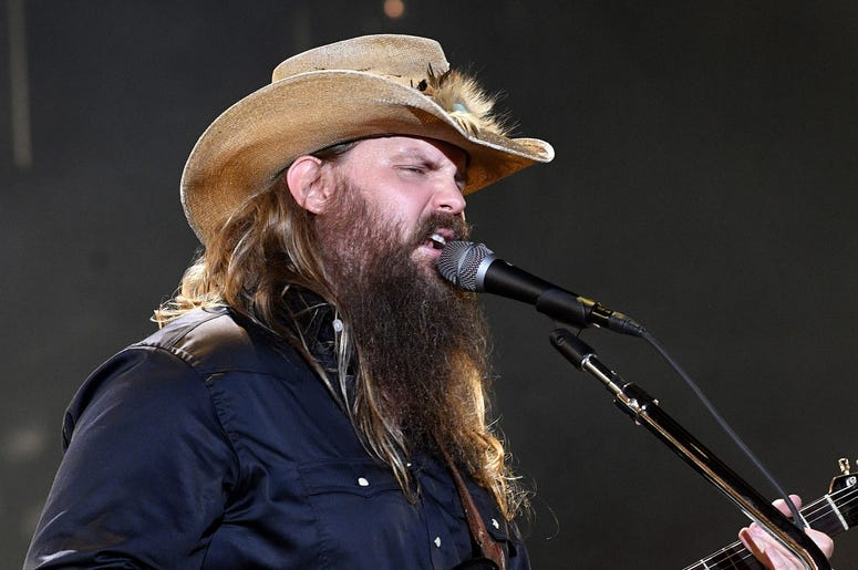 Chris Stapleton 2020 Tour Postponed