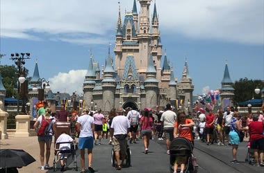 Disney World Orlando Closing