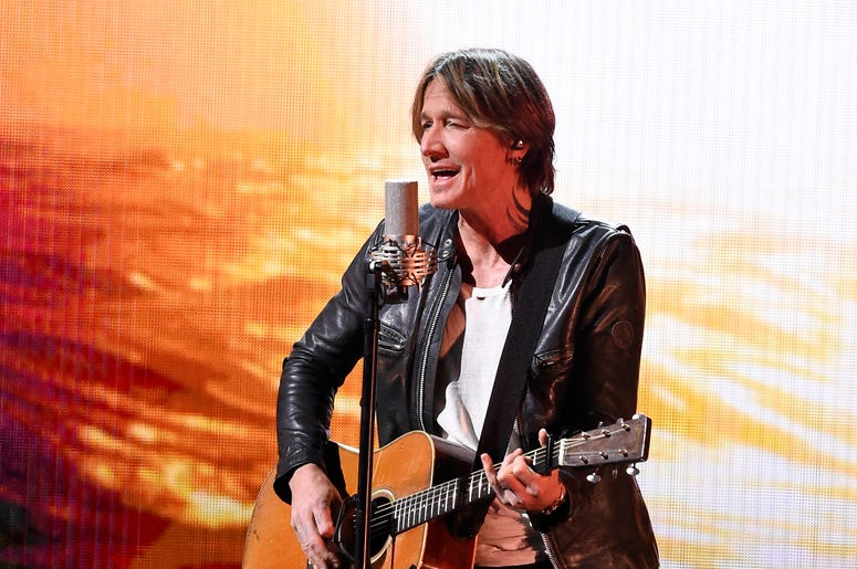 """Keith Urban's New Video """"God Whispered Your Name"""""""