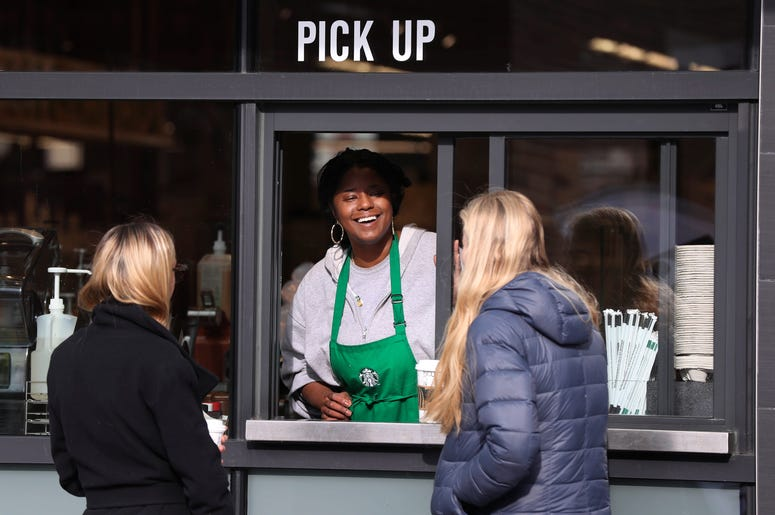 Starbucks Will Still Pay Workers