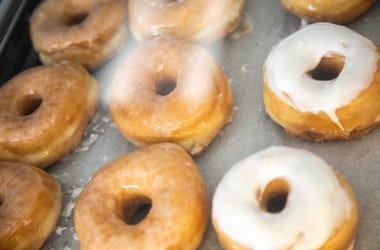 Dunkin Launches Free Donut Fridays