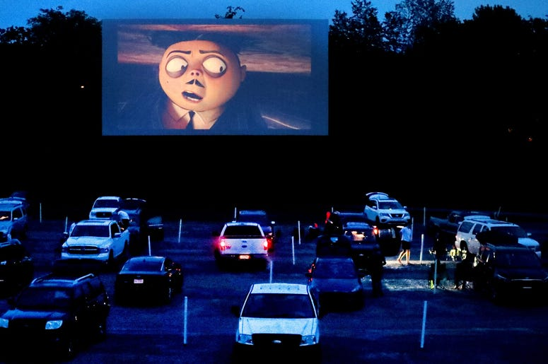 Hard Rock Stadium For Drive In Movies