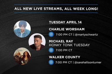 Live Country Music Streams Tonight