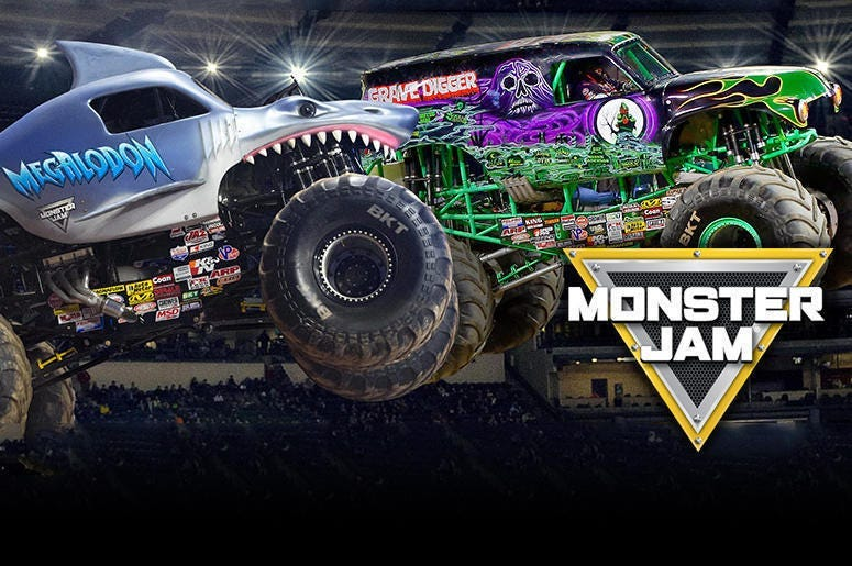 775 Monster Jam