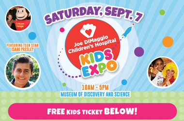 Kids Expo - Get Your FREE Ticket!