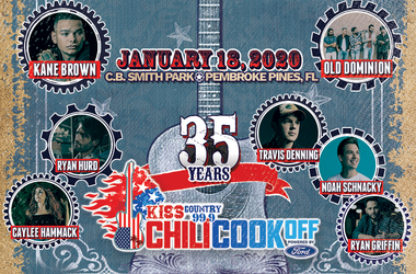 KISS Country Chili CookOff 2020