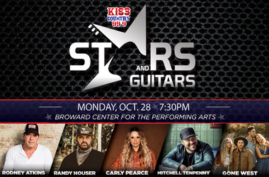 KISS Country 99.9 Stars and Guitars Tickets