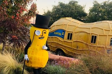 The Saddest Mr. Peanut Commercial Ever