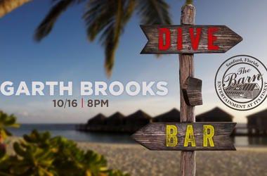 Garth Brooks Announces Next Dive Bar Tour Stop in Florida!