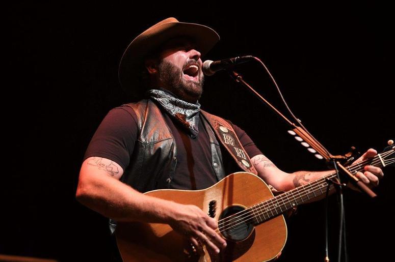 Randy Houser at KISS Country 99.9 Stars & Guitars