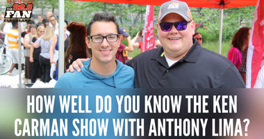 The Ken Carman Show with Anthony Liam